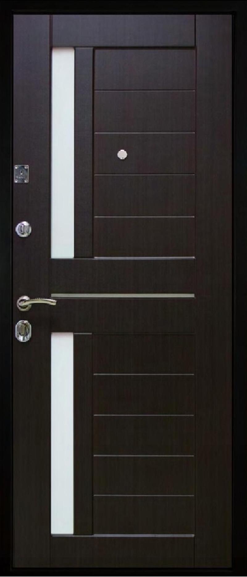 Дверь входная металлическая фото в Витебске