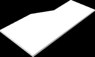 Классический глянцевый потолок