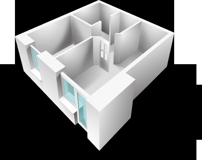 Классический глянцевый потолок фото