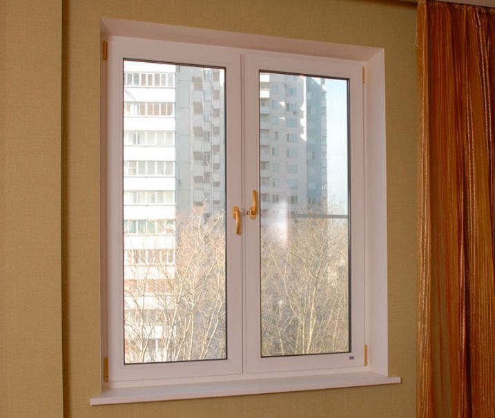 Поворотное одностворчатое окно в Витебске